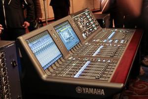 Digitales mezcladores behringer yamaha soundcraft midas