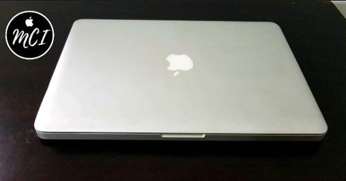 Macbook pro 13inch core i5 4 ram 500dd tienda fisica m.c.i