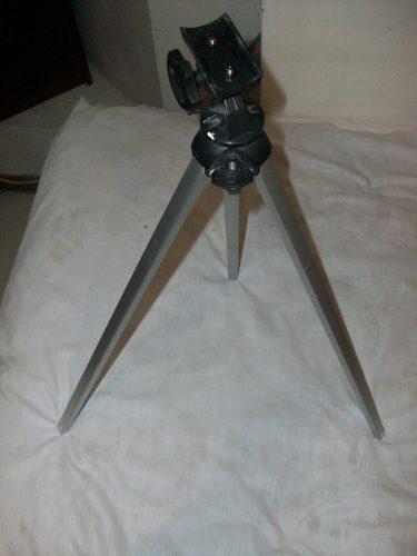 Tripode camara video oferta remate aluminio y base