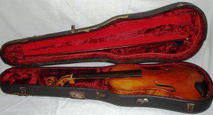 Vendo violín antonius stradivarius