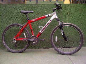 Vendo bicicleta merida rin 26 en optimas condiciones