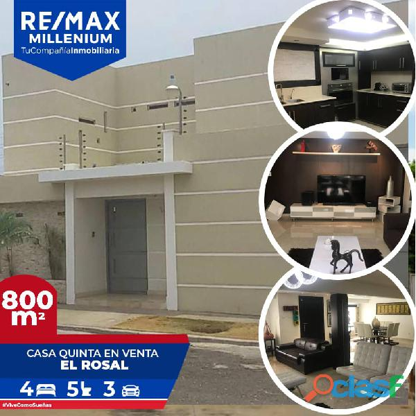 Casa Venta Maracaibo El Rosal 220919