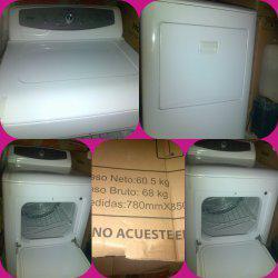 A la venta secadora y calentador de agua