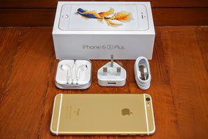 Apple iphone 6s plus 16/64 / 128gb desbloqueado