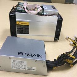 Bitmain antminer s9 con fuente de alimentación