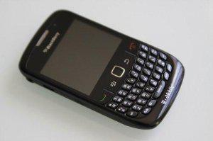 Blackberry curve gemeni 8520, poco tiempo de uso