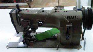 Maquina de cocer industrial pfaff