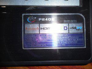 Pantalla laptop vit 2402 telf 04163009031
