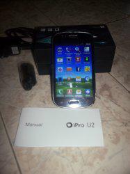 Vendo ipro u2 (2 dias de uso) 6. 500 bf