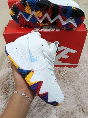 Zapatos nike kirye irving 4 y paul george 3