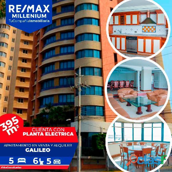 Apartamento venta maracaibo galileo la lago 230919