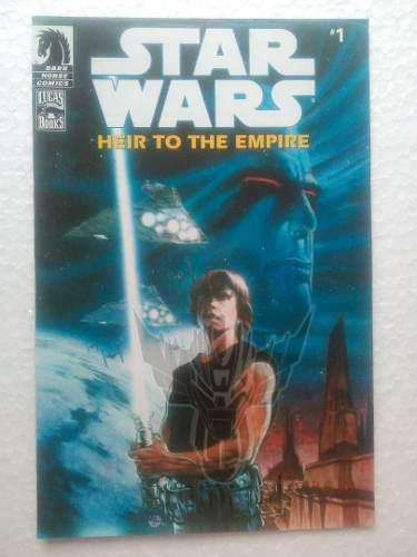 Comic star wars: heir to the empire #1 (of 6)