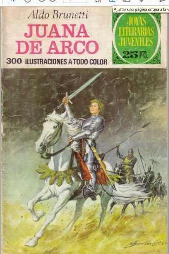 D Historieta Joyas Juana De Arco