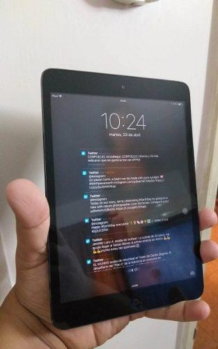 Ipad mini apple 16 gb negra wifi (200)