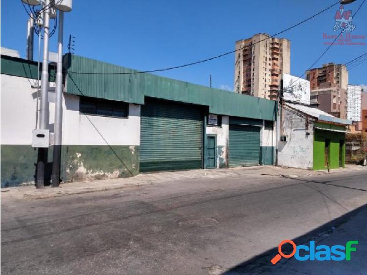Galpón venta zona centro maracay 19-8994 mfc