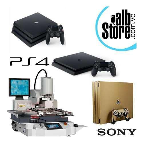Servicio tecnico consola video juegos controles ps3 ps4 xbox