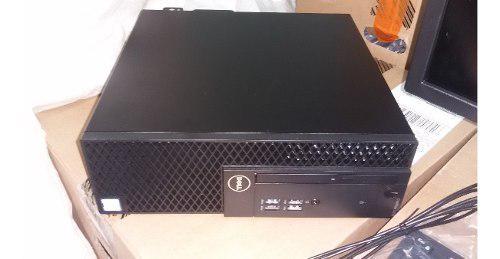 Computadora completa dell optiplex 3050 small form factor bt