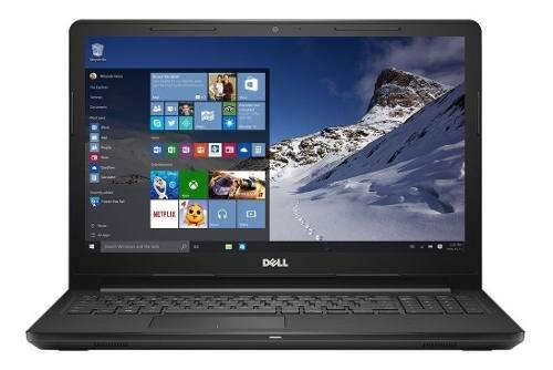 Dell inspiron 15 3567 p 15.6; intel core i3 4gb ram 1tb dd