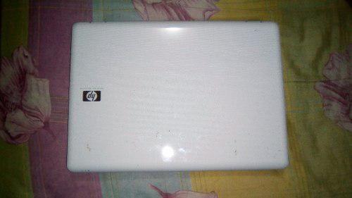 Laptop hp dv6000 blanca amd (placa mala, vendo por piezas)