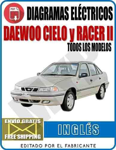 Daewoo Cielo Racer  U3010 Anuncios Abril  U3011