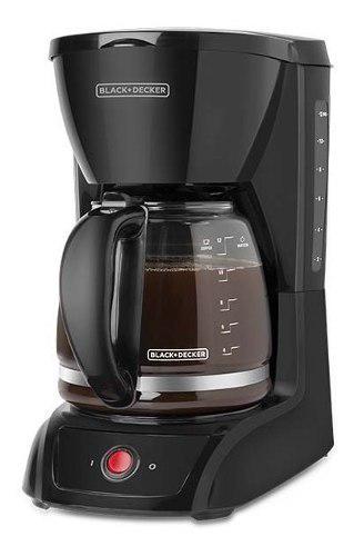 Cafetera black and decker de 12 tazas nueva