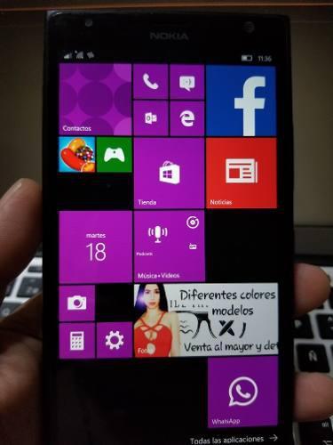 Nokia lumia 1520 liberado windows phone 10 excelente 80vrds