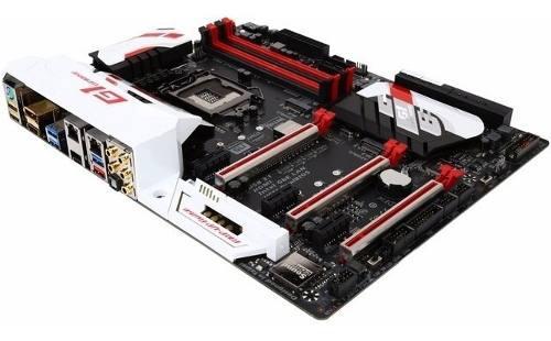Tarjeta madre gigabyte z170x gaming 7 intel z170 socket 1151