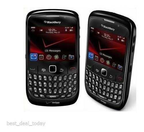 Telefono blackberry 8530 cdma nuevo activar o repueto