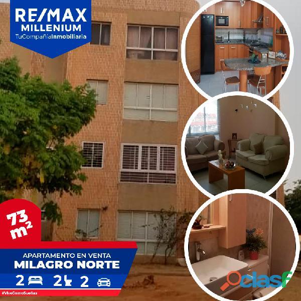 Apartamento venta maracaibo el milagro 300919