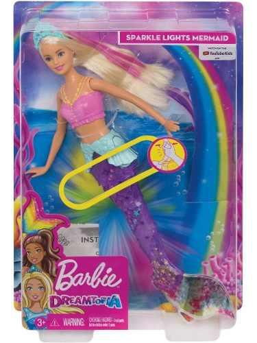 Barbie dreamtopia original barbie sirena