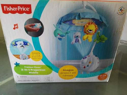 Movil fisher price para bebes.