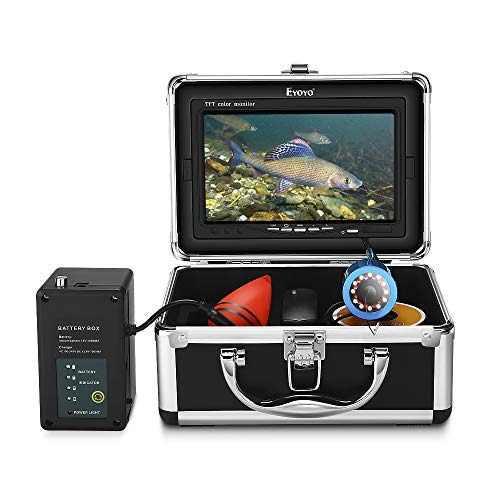 Para deporte eyoyo underwater fishing camara video amz