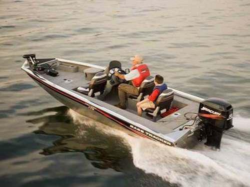 Pesca pavpn bass tracker bote de aluminio lancha
