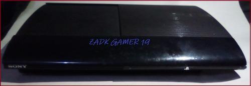 Playstation 3 super slim 500gb /hackeado