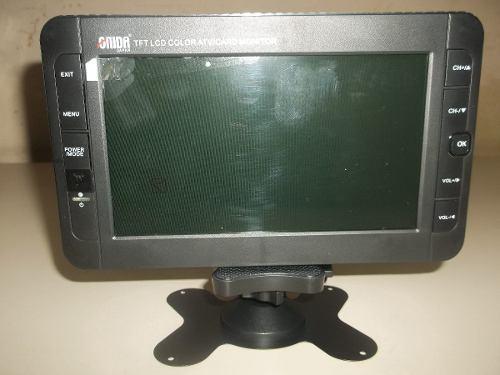 Reproductor pantalla para carro tv de 7 pulgadas onida