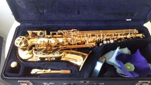Saxofón alto yamaha yas 62 ii / made in japan