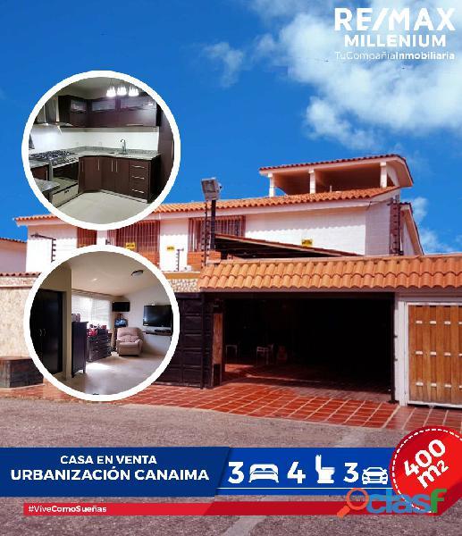 Casa venta maracaibo urbanización canaima zona norte 011019