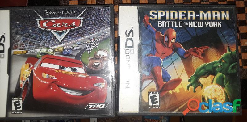 JUEGOS ORiGINALES PS3 Y NINTENDO DS en Físico 1