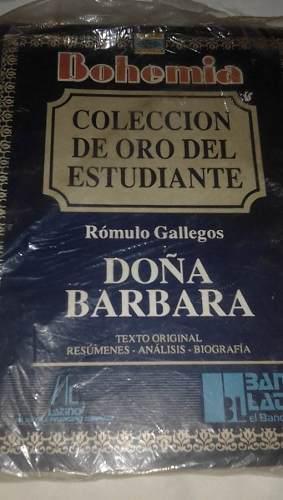 007 Club Literario, Doña Bárbara De Rómulo Gallegos