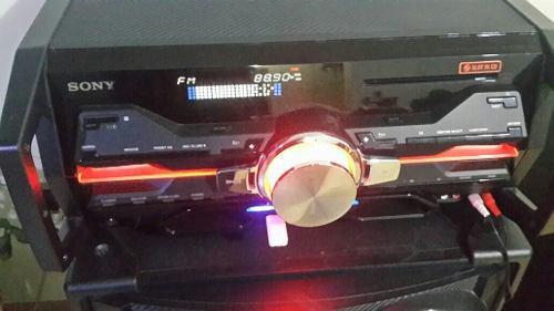 Equipo de sonido sony sh 2000