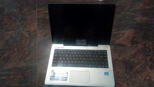 Laptop intel core i7. 8gb ram. (tarjeta madre dañada).
