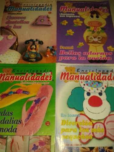 Revistas De Manualidades Tri Pack