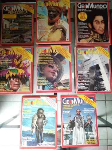 Revistas geomundo