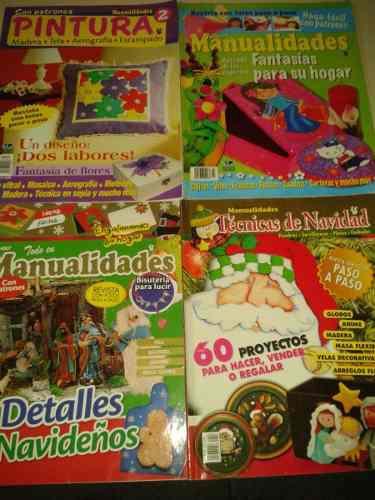 Revistas Todo En Manualidades Tri Pack
