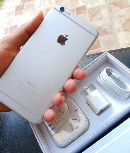 Iphone 6 plus 16gb/64gb tienda física 2 meses de garantía
