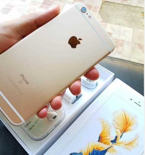 Iphone 6s plus 16gb/128gb tienda física 2 meses de