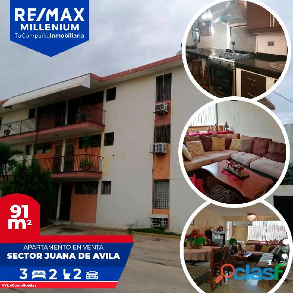 Apartamento venta maracaibo juana de ávila 031019