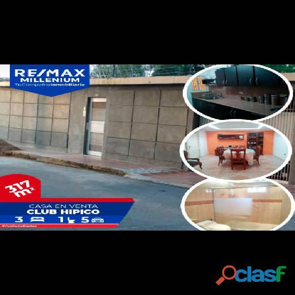 Casa venta maracaibo club hípico 031019