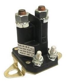 Automatico de arranque cummins motores serie b original 12v