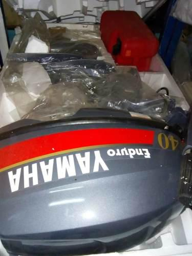 Motor fuera de borda yamaha 40 hp